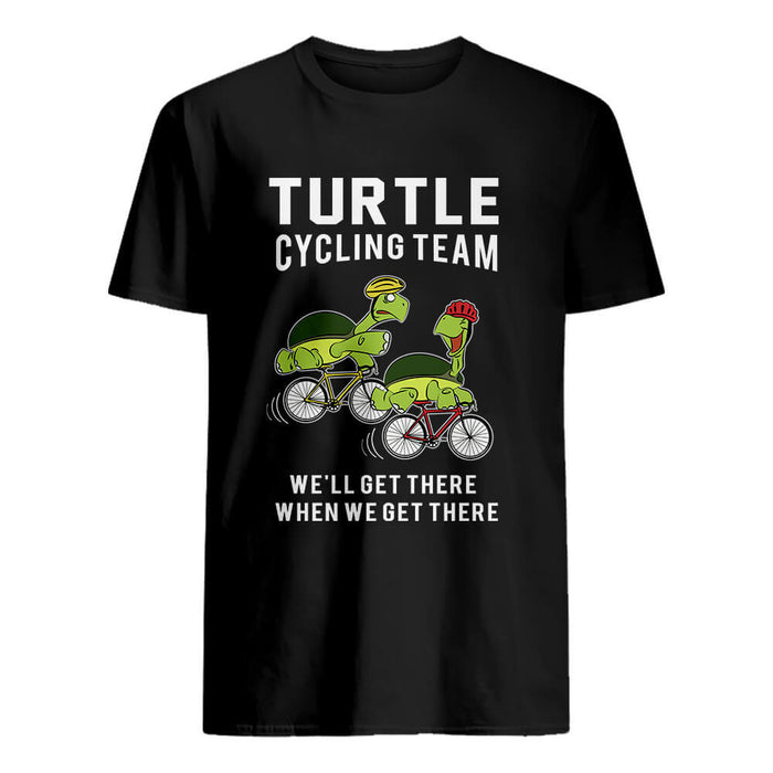Turtle Cycling Team T-Shirt - Global Cycling Gear