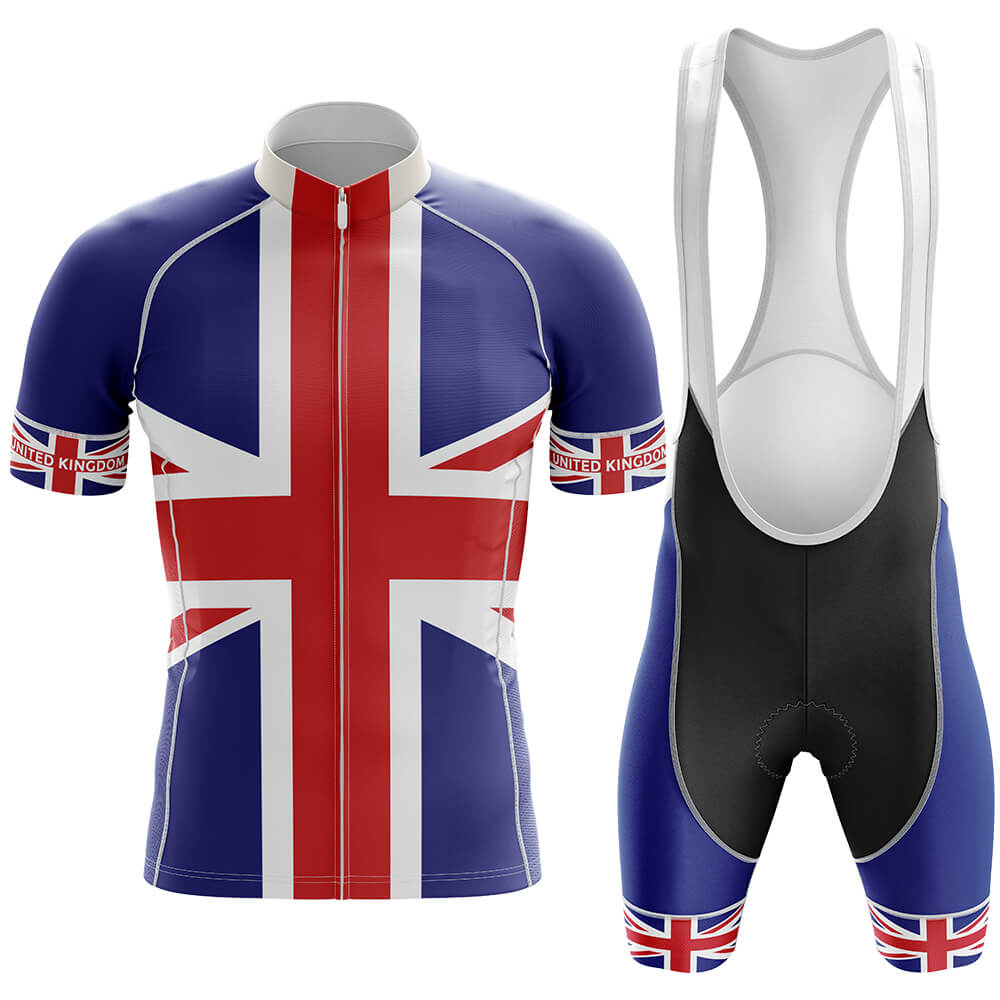 United Kingdom Men's Cycling Kit - Global Cycling Gear