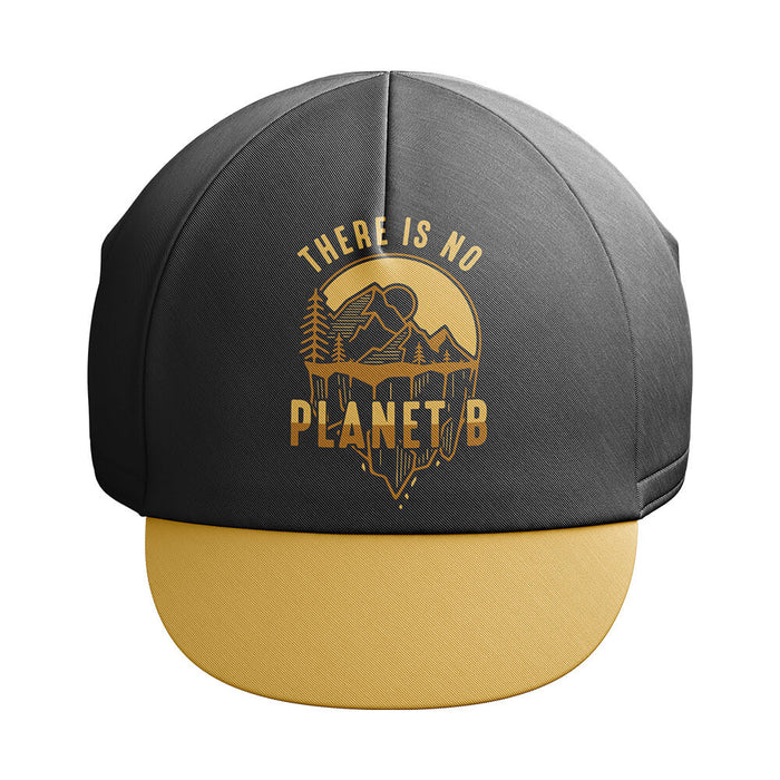 There Is No Planet B V2 Cycling Cap - Global Cycling Gear
