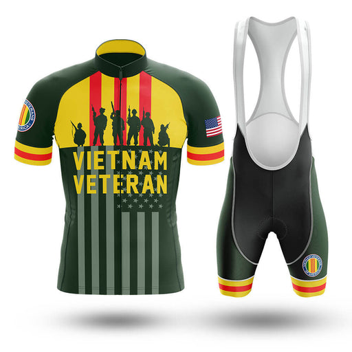 Vietnam Veteran V2 - Men's Cycling Kit - Global Cycling Gear