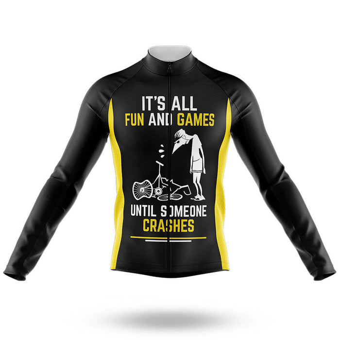 All Fun - Men's Cycling Kit