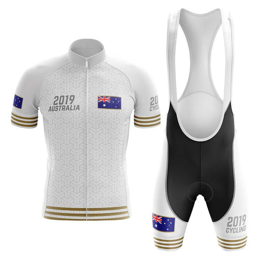Australia 2019 - Men's Cycling Kit - Global Cycling Gear