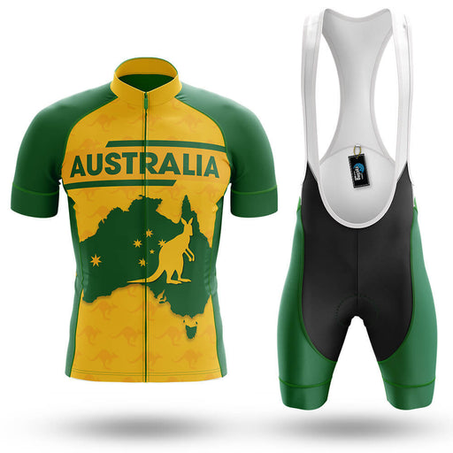 Australian V2 - Men's Cycling Kit