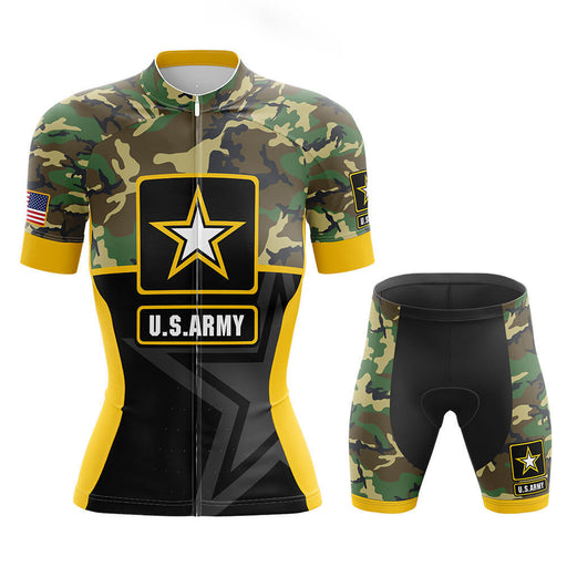 U.S Army - Women - Cycling Kit