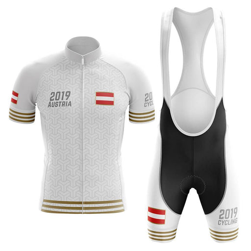 Austria 2019 - Men's Cycling Kit - Global Cycling Gear
