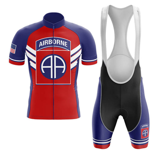 82nd Airborne Division - Men's Cycling Kit - Global Cycling Gear