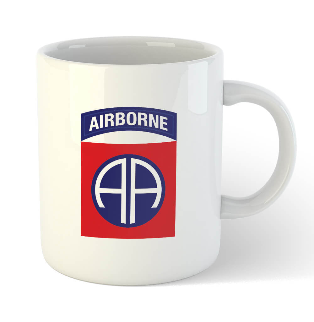 82nd Airborne Division Mug - Global Cycling Gear