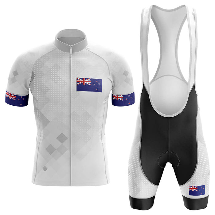 New Zealand V2 - Men's Cycling Kit - Global Cycling Gear