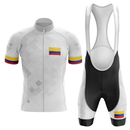 Colombia V2 - Men's Cycling Kit - Global Cycling Gear