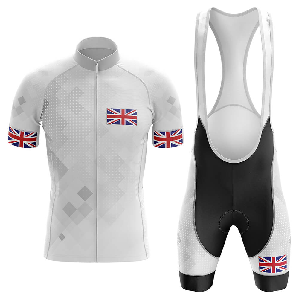 United Kingdom Cycling Kit V2 - Global Cycling Gear