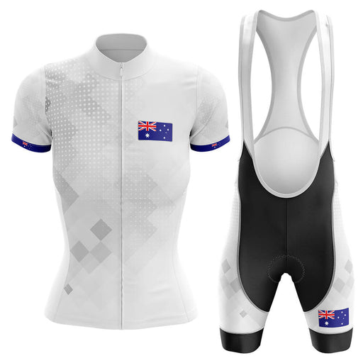 Australia - Women - Cycling Kit - Global Cycling Gear