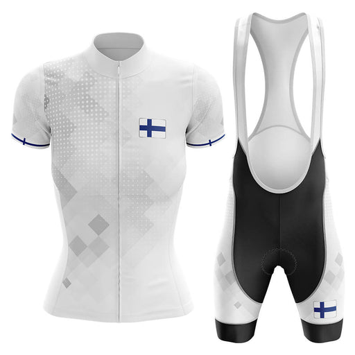 Finland - Women - Cycling Kit - Global Cycling Gear