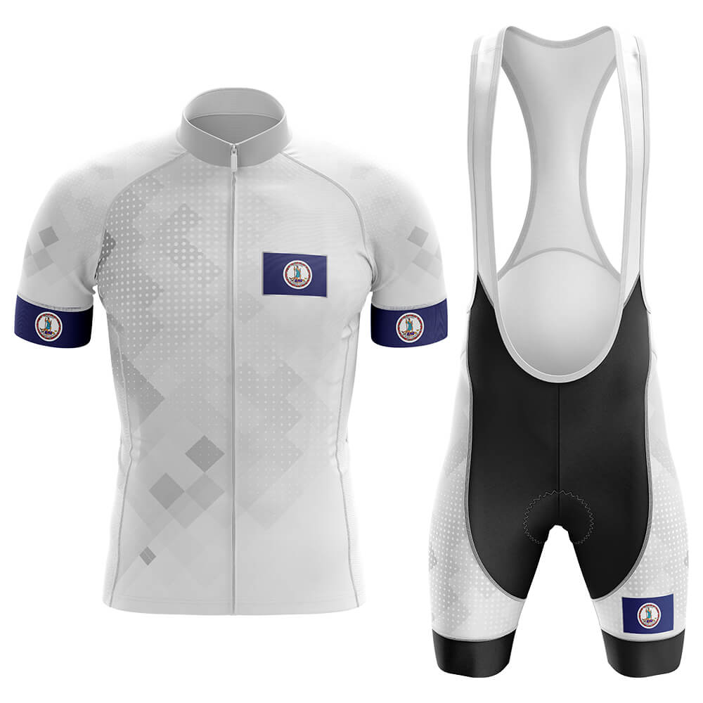 Virginia Cycling Kit V2 - Global Cycling Gear