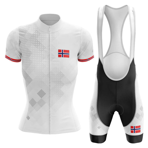 Norway - Women - Cycling Kit - Global Cycling Gear