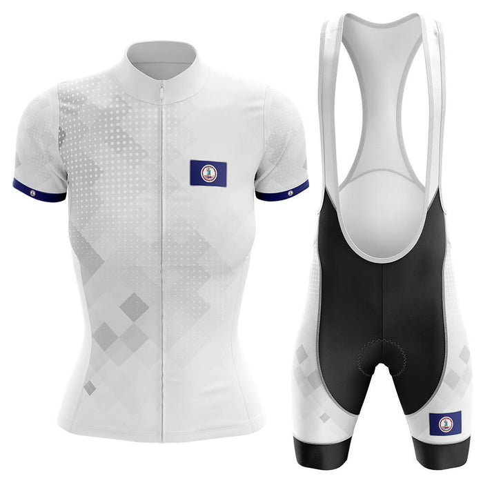 Virginia - Women Cycling Kit - Global Cycling Gear