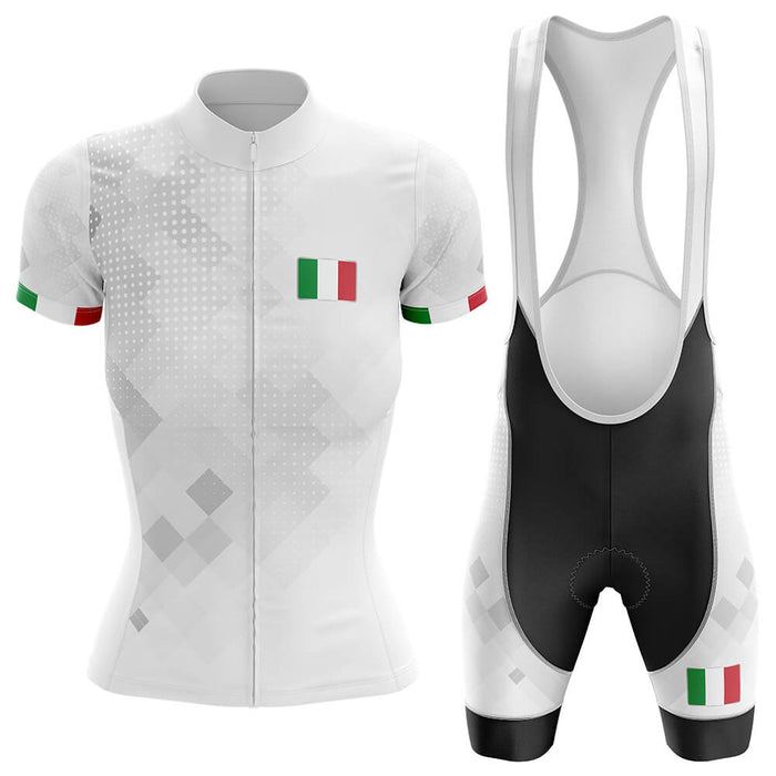 Italy - Women - Cycling Kit - Global Cycling Gear