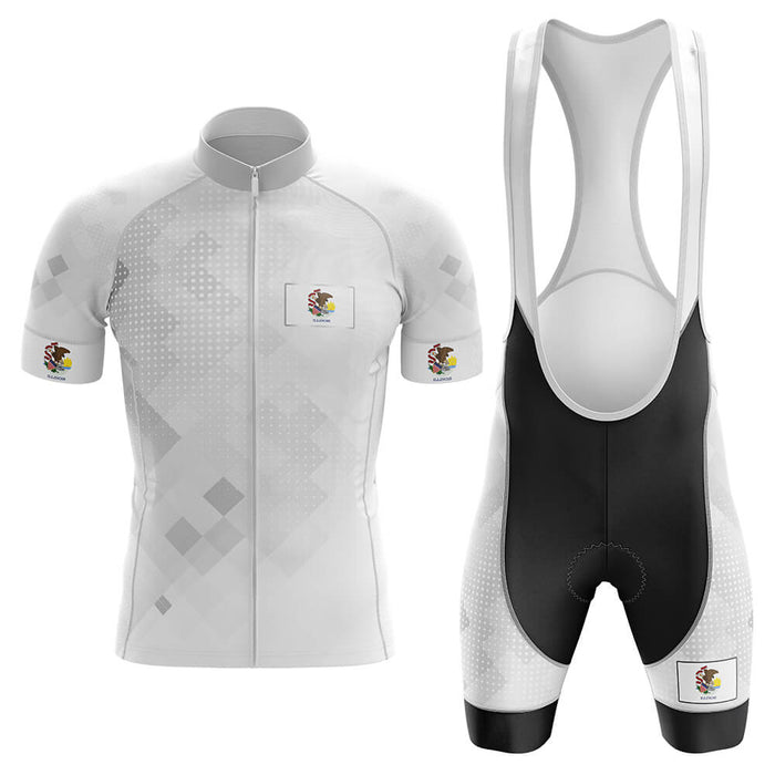 Illinois V2 - Men's Cycling Kit - Global Cycling Gear