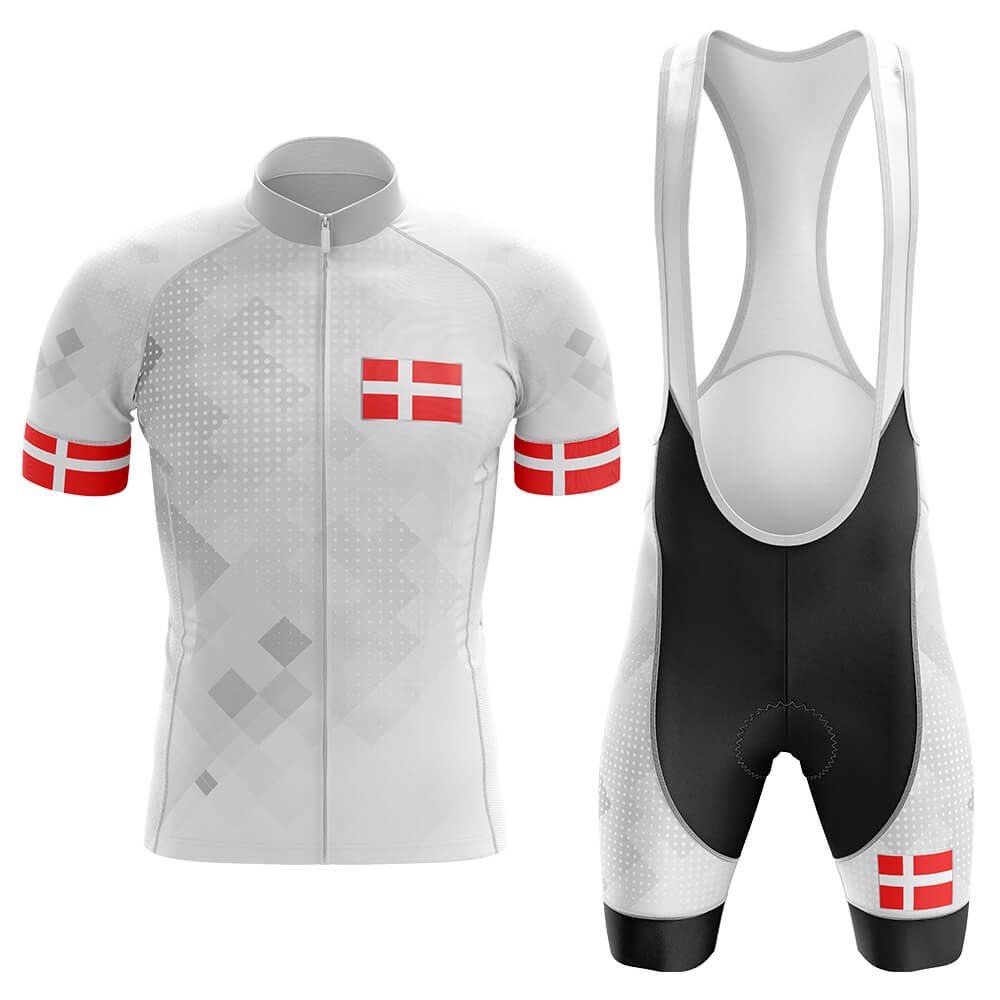 Denmark Cycling Kit V2 - Global Cycling Gear