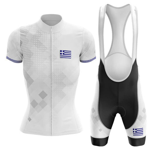 Greece - Women - Cycling Kit - Global Cycling Gear