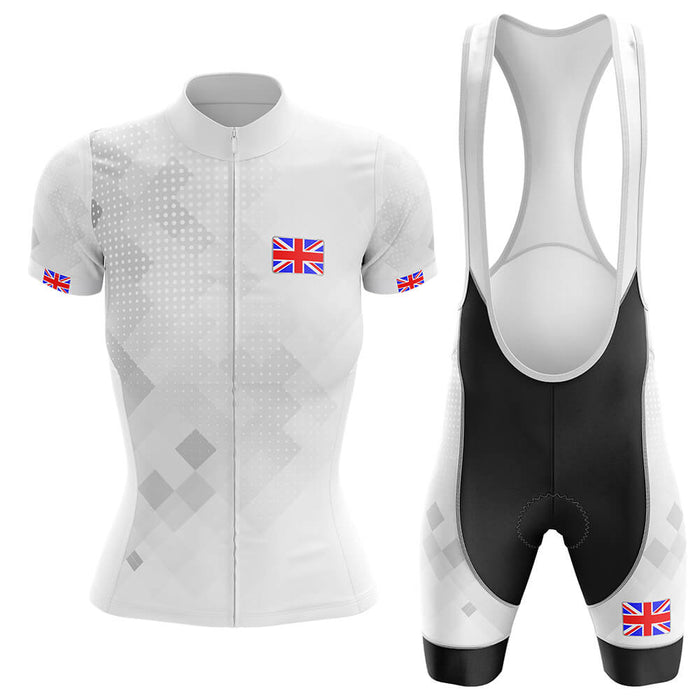 United Kingdom - Women - Cycling Kit - Global Cycling Gear