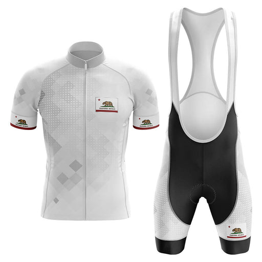 California V2 - Men's Cycling Kit - Global Cycling Gear