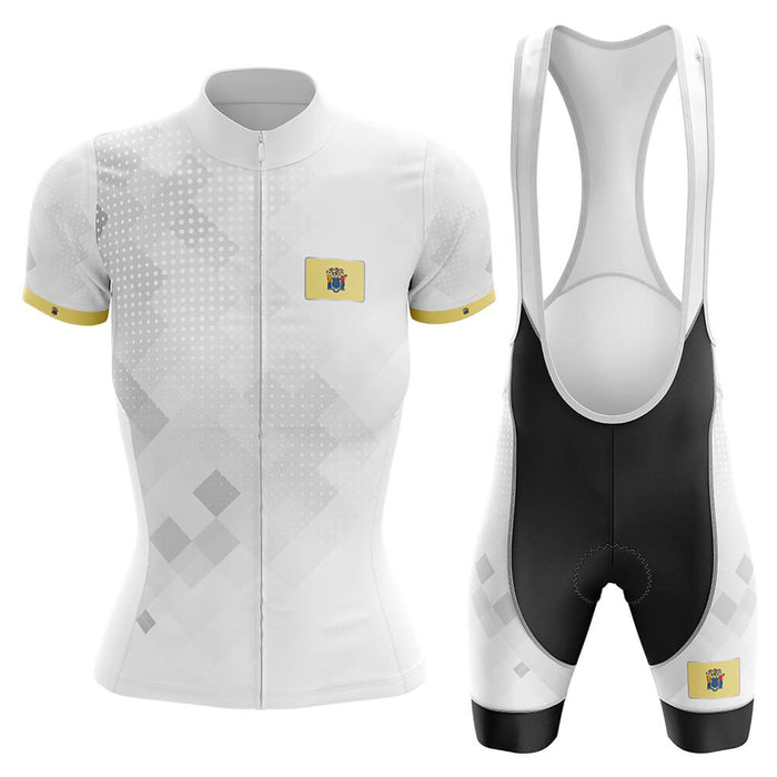 New Jersey - Women - Cycling Kit - Global Cycling Gear