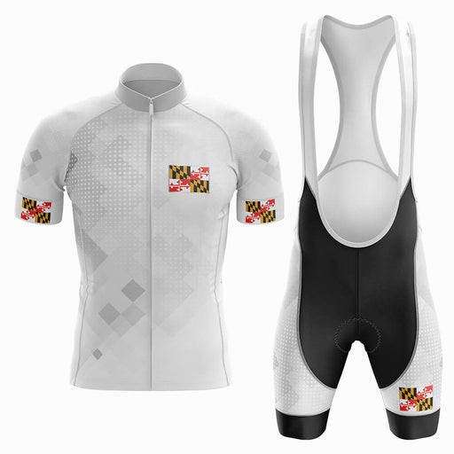 Maryland V2 - Men's Cycling Kit - Global Cycling Gear