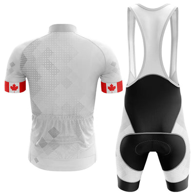 Canada Cycling Kit V3 - Global Cycling Gear