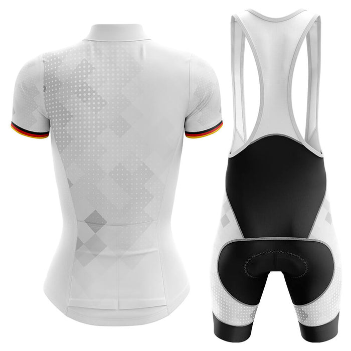 Germany - Women Cycling Kit - Global Cycling Gear