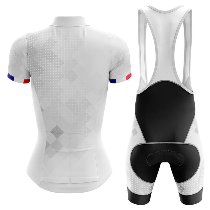 France - Women - Cycling Kit - Global Cycling Gear