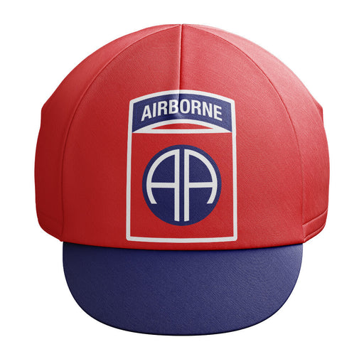 U.S. Airborne Cycling Cap - Global Cycling Gear