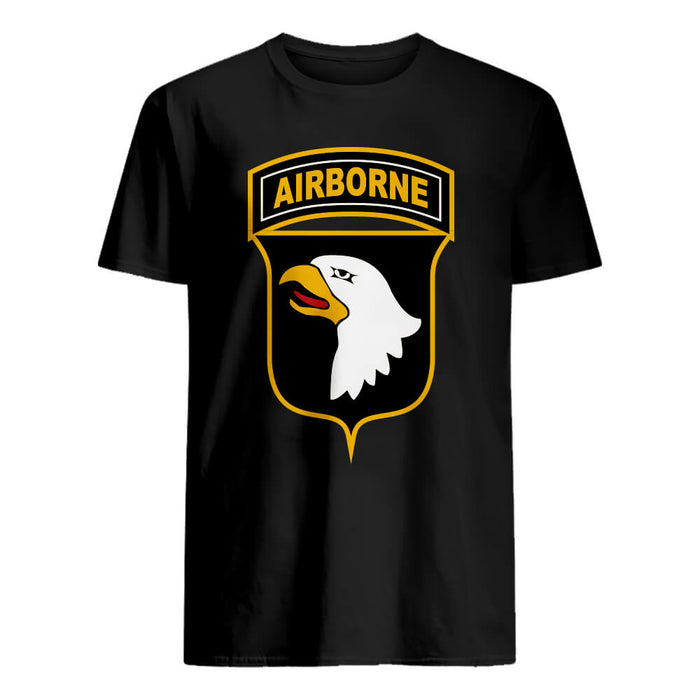 U.S. Airborne T-Shirt - Global Cycling Gear