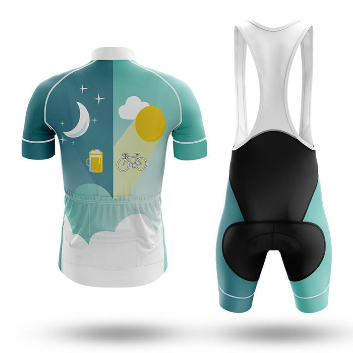 AM Cycling PM Beer  -  Cycling Kit - Global Cycling Gear