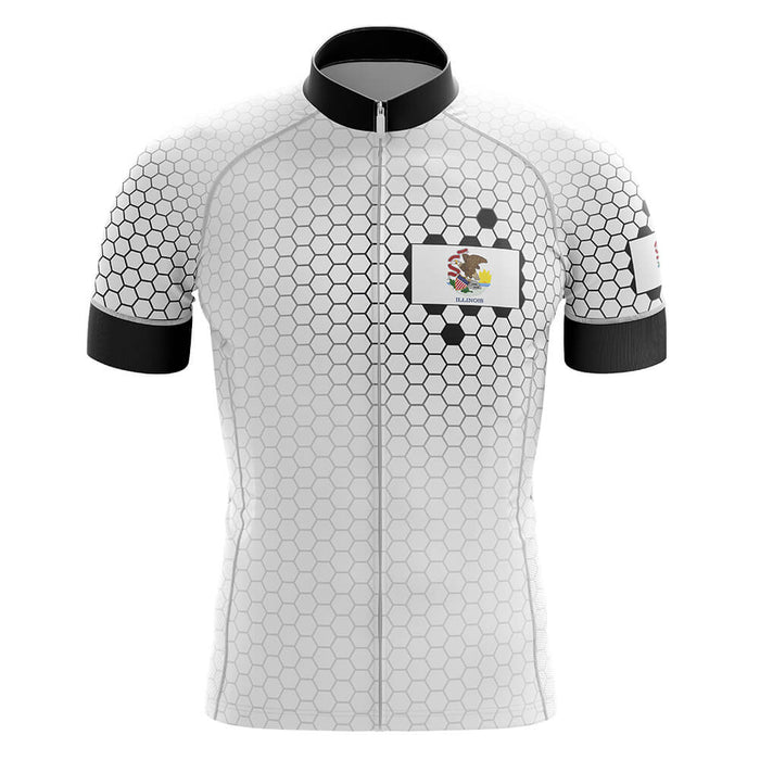 Illinois V7 - Men's Cycling Kit - Global Cycling Gear