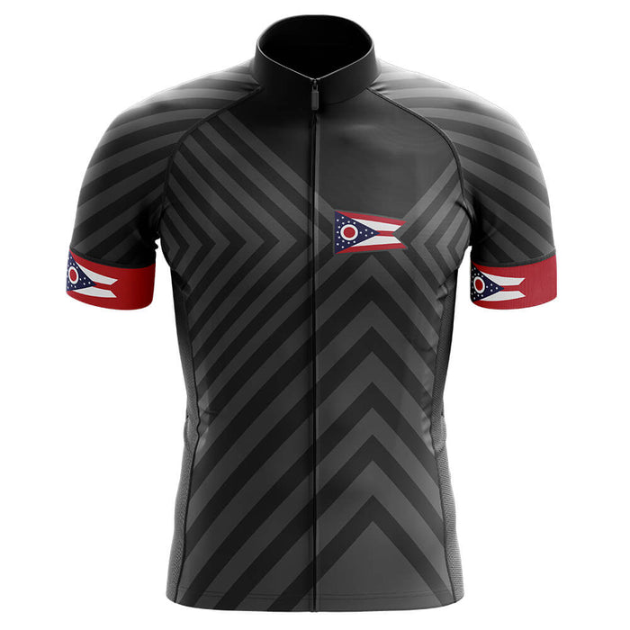 Ohio V13 - Black - Men's Cycling Kit - Global Cycling Gear