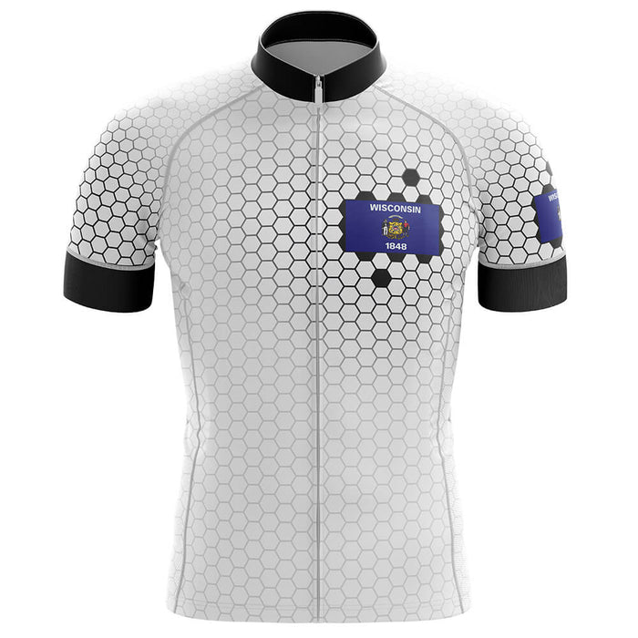 Wisconsin V7 - Men's Cycling Kit - Global Cycling Gear