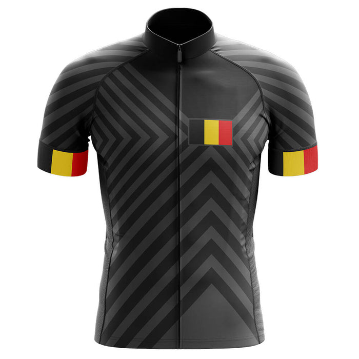 Belgium V13 - Black - Men's Cycling Kit - Global Cycling Gear