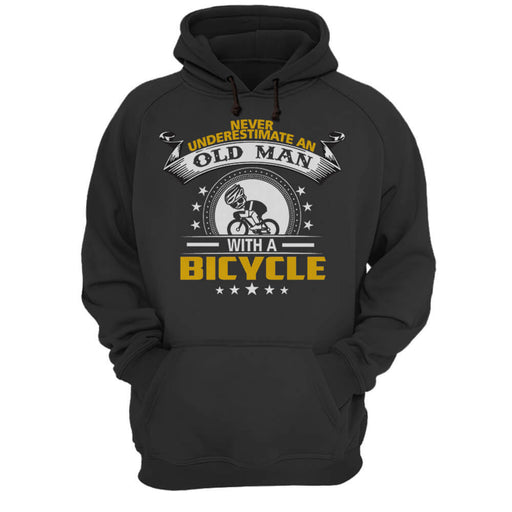 Old Man V4 - Hoodie - Global Cycling Gear