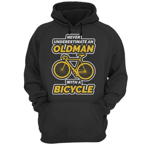 Old Man V1 - Hoodie - Global Cycling Gear