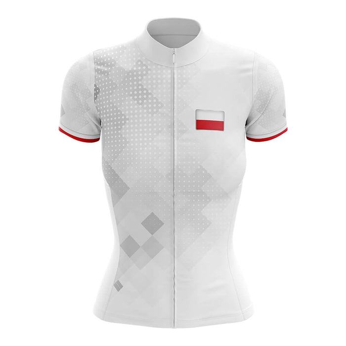 Poland - Women - Cycling Kit - Global Cycling Gear