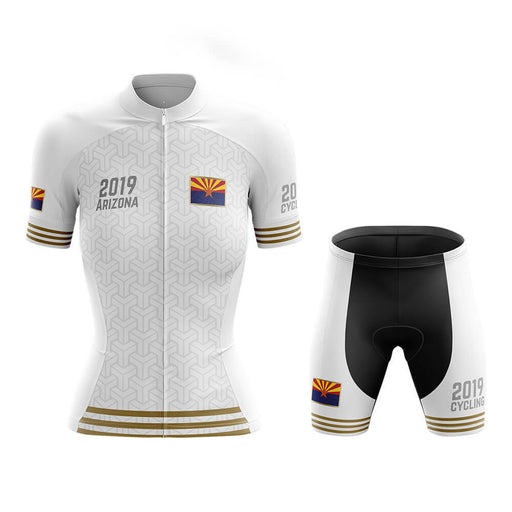 Arizona - Women 2019 - Cycling Kit - Global Cycling Gear