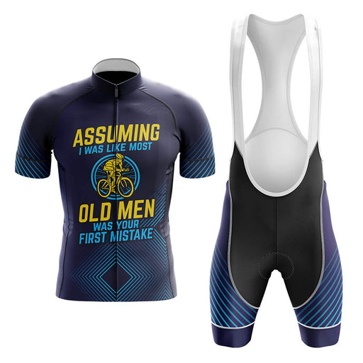 Cycling Old Man - Global Cycling Gear