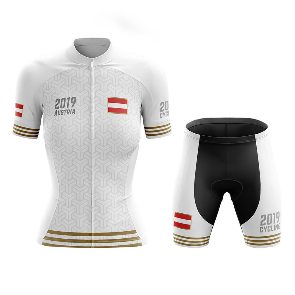 Austria - Women 2019 - Global Cycling Gear