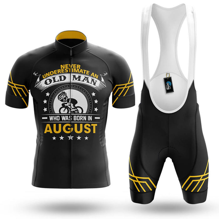 August - Men's Cycling Kit