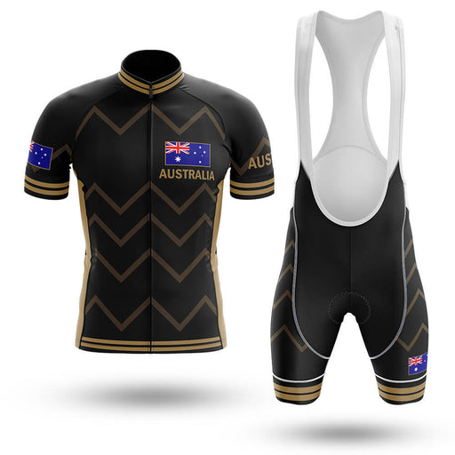 Australia V17 - Men's Cycling Kit - Global Cycling Gear