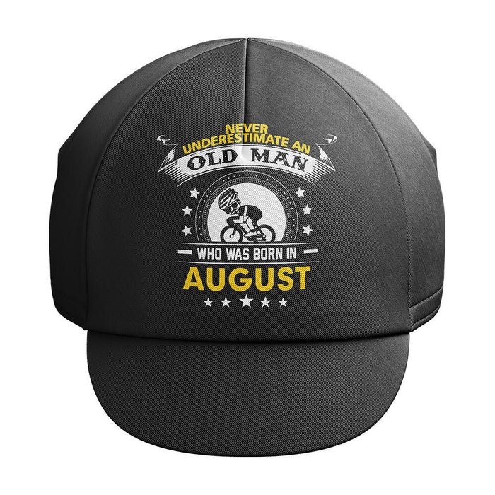 August - Cycling Cap