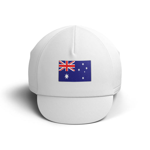 Australia Cycling Cap V4 - Global Cycling Gear