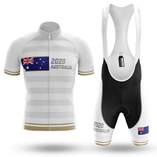 Australia  2020 - Men's Cycling Kit - Global Cycling Gear
