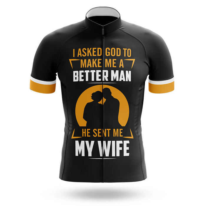 Better Man - Men's Cycling Kit
