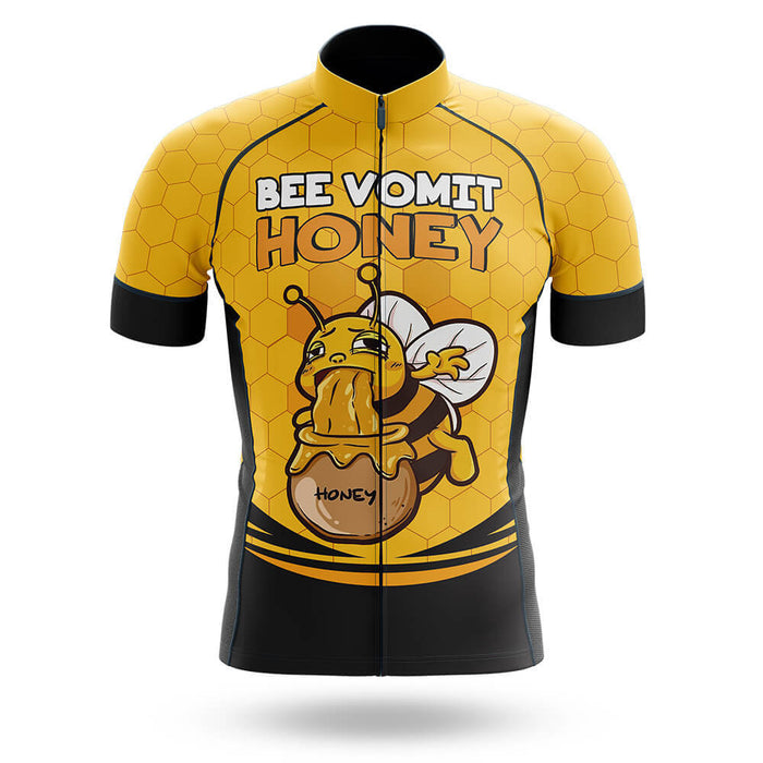 Bee Vomit Honey - Men's Cycling Kit - Global Cycling Gear